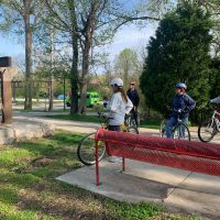 Art on the Greenways: Monon Trail Public Art Bike ...