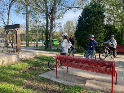 Art on the Greenways: Monon Trail Public Art Bike Tour