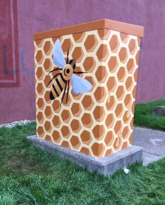 The Honey Hive