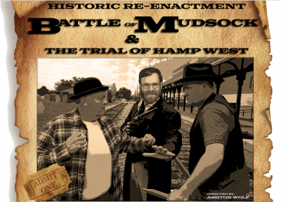 The Battle of Mudsock & The Trial of Hamp West