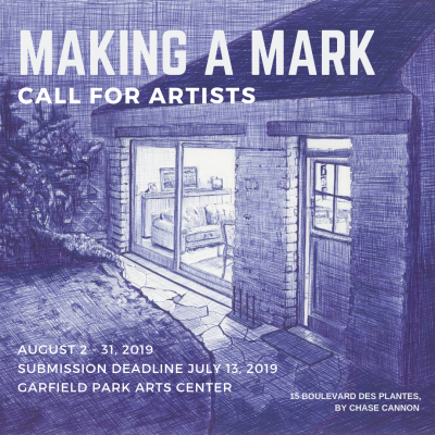 Call For Artists: Making a Mark