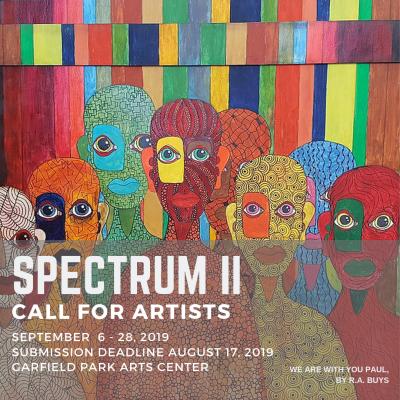 Call For Artists: Spectrum II