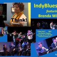 IndyBluesRevue featuring Brenda Williams