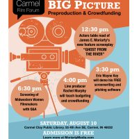 2019 Carmel Film Forum, Making the Big Picture