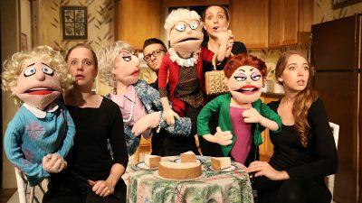 POSTPONED TBA: That Golden Girls Show! A Puppet Pa...