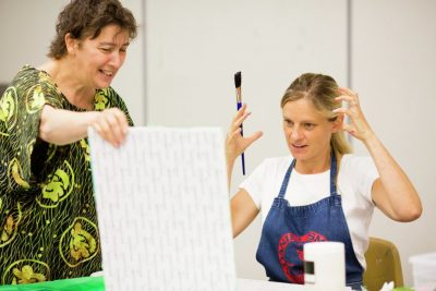 Newfields Open Art Studio for Educators