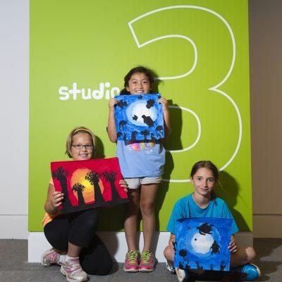Newfields Homeschool Open Studio