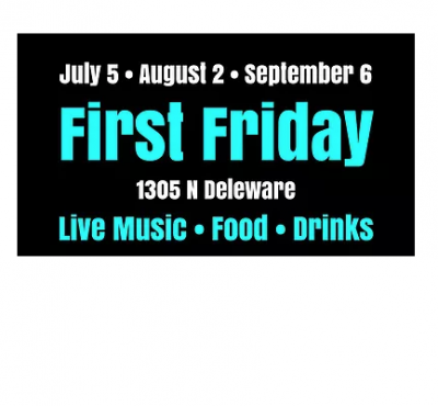 Live Music NOW EVERY FRIDAY!