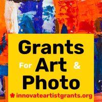 Call for Artists & Photographers - $550 Innova...