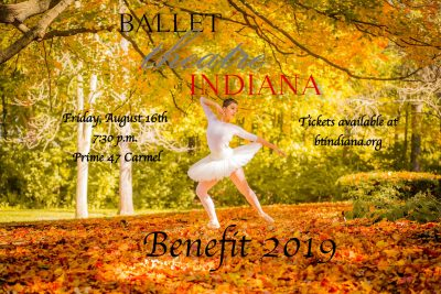 Ballet Theatre of Indiana's Sixth Annual Benefit