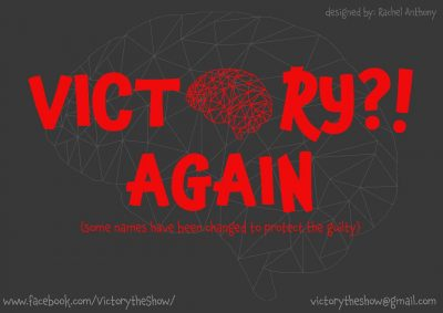 Victory?! Again (some names have been changed to protect the guilty)