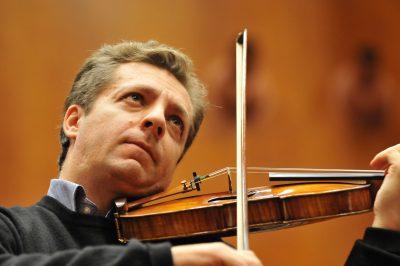 1990 Gold Medalist Pavel Berman with Ronen Chamber Ensemble