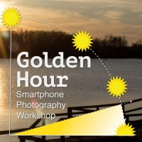 2019 Golden Hour Smartphone Photography Workshop at Summit Lake