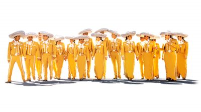 CANCELLED: Mariachi Herencia de Mexico - Matinee for School Groups