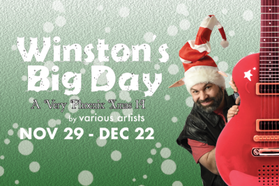 Winston's Big Day: A Very Phoenix Xmas 14 by various artists