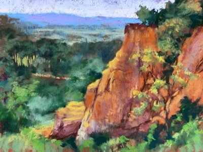 First Friday Art Show: A Brush with Provence