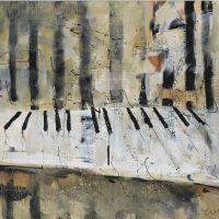 Abstract Narratives, Art by Cindy Wingo
