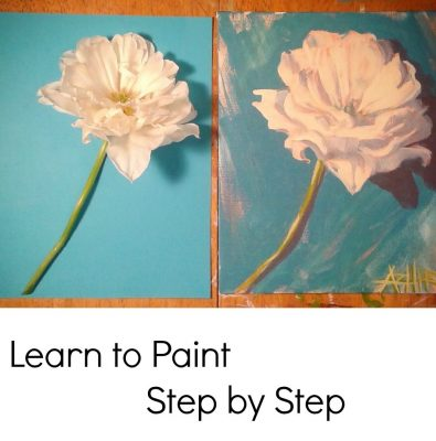Learn to Paint Step by Step