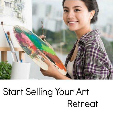 Start Selling Your Art Retreat