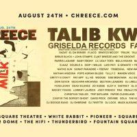 Chreece - a Hip-Hop Festival