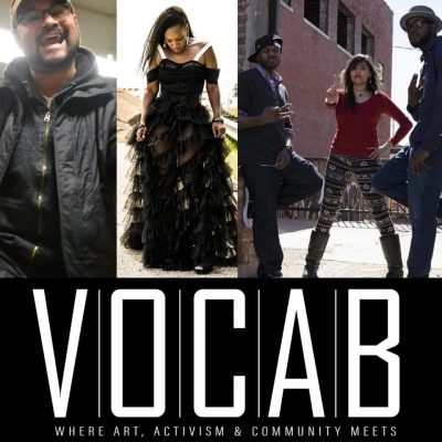 VOCAB featuring TJ Reynolds/Januarie York/3DMothership