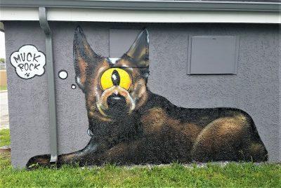 Anubis-Cyclops and Terminator Canine