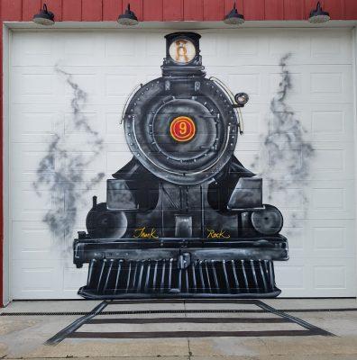 Engine Number 9