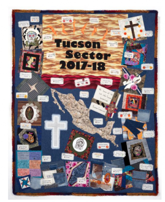 Crossing Over: The Migrant Quilt Project