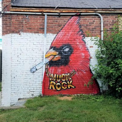 Smoking Cardinal