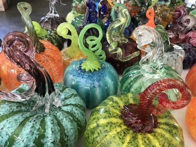 10th Annual Great Glass Pumpkin Patch