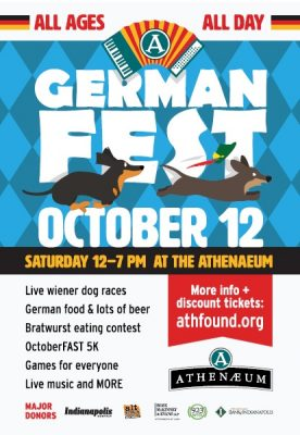 GermanFest at the Athenaeum