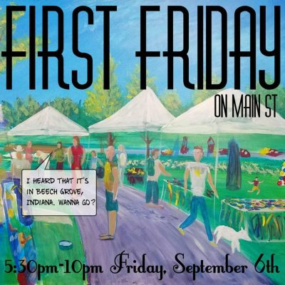 First Friday Beech Grove