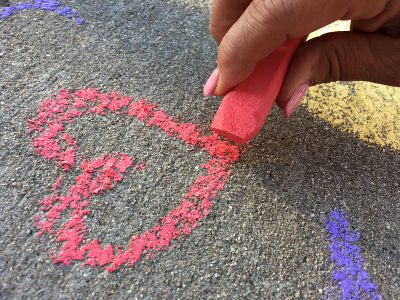 Indy Fringe Chalk Art Festival
