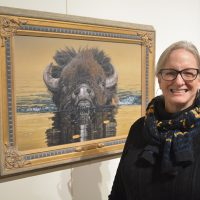 Curator's Choice Series: Horns, Hides, and Thundering Hooves: The Bison in Western Art