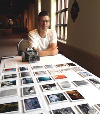 Meet Artist-in-Residence Jason Wesaw