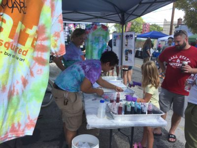 FSMA presents Art Squared Street Festival schedule of events