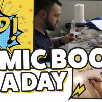 Comic Book in a Day