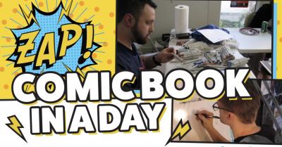 Comic Book in a Day