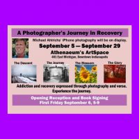 A Photographer's Journey in Recovery
