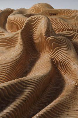 Cha Jong Rye: Sculptural Landscapes