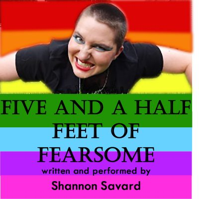 Five and a Half Feet of Fearsome