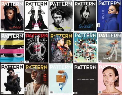 PATTERN Magazine Seeks Interactive Artwork for Launch Event