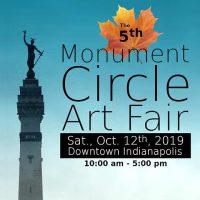 Monument Circle Art Fair