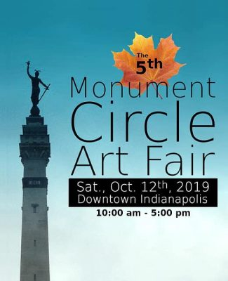 Monument Circle Art Fair