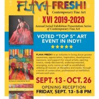 FLAVA FRESH XVI! Annual Juried Exhibition Opening Reception