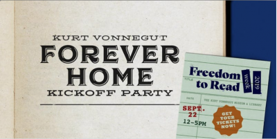 Kurt Vonnegut 'Forever Home' Kickoff Party + C...