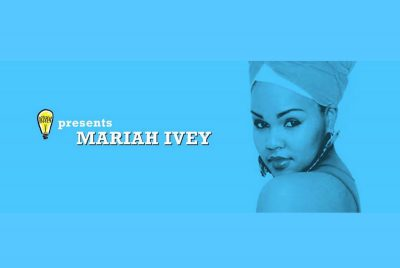 ArtSpeak Presents: Mariah Ivey