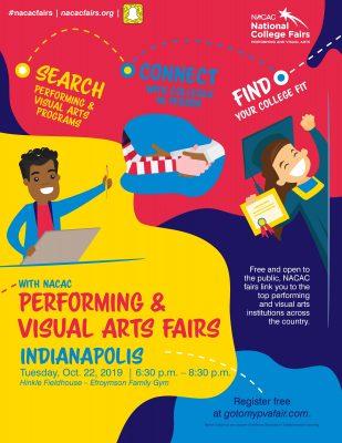NACAC Performing & Visual Arts College Fair