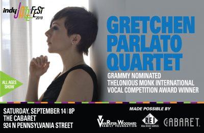 Gretchen Parlato | Indy Jazz Fest 2019