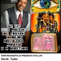 RAW Indianapolis presents Stellar (Natural Born Artists)